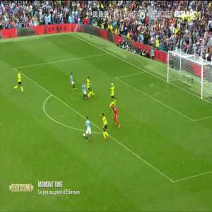 Highlights of Ederson's passing from this season