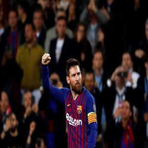 Messi on Valverde: He has done an impressive job. I do not blame him for the elimination. We are the ones to blame. We played a nervous game. I would like him to continue