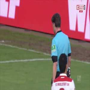 Wehen Wiesbaden 0-[2] Ingolstadt - Darío Lezcano 47' penalty