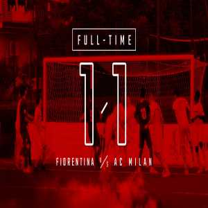 AC Milan's U19s have been relegated to the Second Division (Primavera 2)