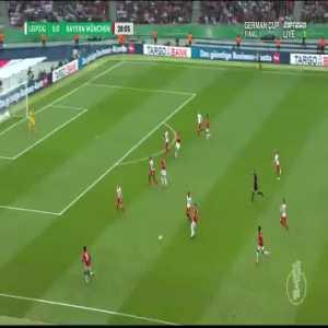 Leipzig 0-1 Bayern Munich - Lewandowski 29'
