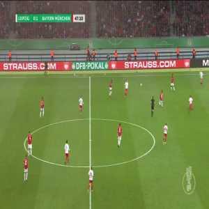 Neuer 1v1 save against Leipzig