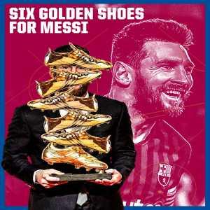 OFFICIAL: Lionel Messi wins European Golden Shoe 2018-19