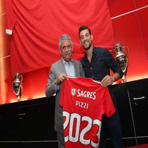 Pizzi signs a new contract with Benfica until 2023