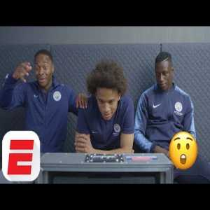 Tinder Dating Tips With Raheem Sterling, Benjamin Mendy And Leroy Sane