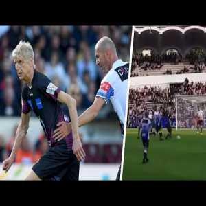 Arsene Wenger skills, dribbles and playmaking 2018/19