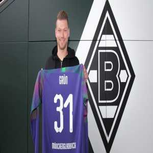 Official: Borussia Mönchengladbach sign German goalkeeper Max Grün from SV Darmstadt 98