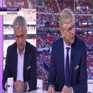 """Wenger on Klopp: """"If you lose seven finals out of eight, you have inside you a problem as well because you feel you are fighting against your own devils."""""""