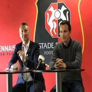 """Stade Rennais sporting director Julien Stéphan: """"Hatem Ben Arfa will not be a Rennes player next season"""""""