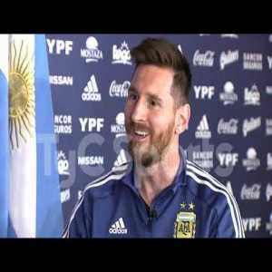 Lionel Messi's full interview with TyC Sports
