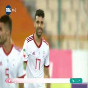 Iran [4] - 0 Syria Mehdi Taremi Hat Trick 77'