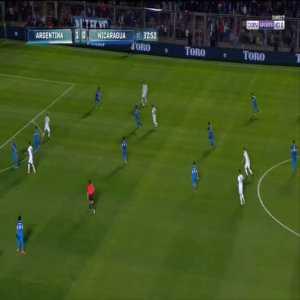 Argentina 2-0 Nicaragua - Lionel Messi 38'