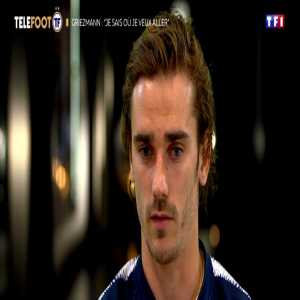 """Griezmann: """"I know where I want to go, and the sacrifices I have to make to get there, I'm just asking for a little patience, as soon as I can say it will be a pleasure."""""""