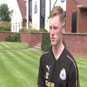 """""""It's something you dream of as a young lad""""  Sean Longstaff looks back on his breakout season at Newcastle  (🎥 Newcastle United)"""