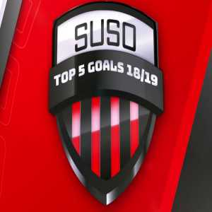 Suso's Top 5 Goals for Milan in 18/19 🔴⚫️
