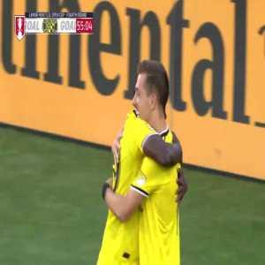 Columbus Crew 1-0 Pittsburgh - David Accam 55'