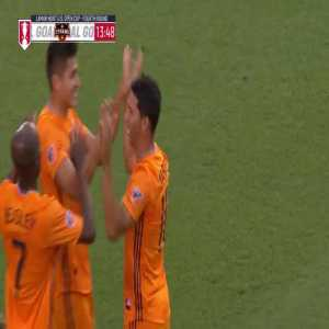 Houston Dynamo 1-0 Austin Bold - Tomas Martinez 14'