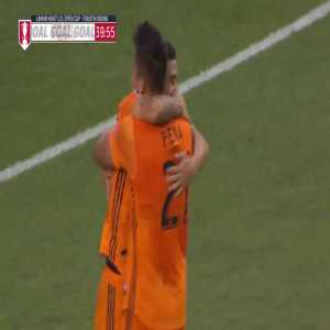 Houston Dynamo 3-0 Austin Bold - Matias Vera 40'
