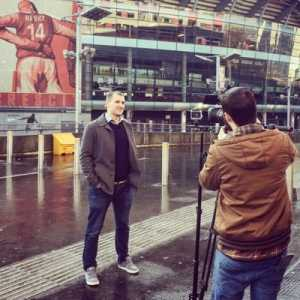 I understand Darren Burgess is set to leave Arsenal after two years as director of high performance