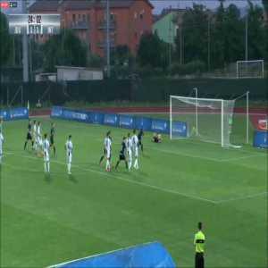 Inter Milan U16 [2]-1 Juventus U16 - Wilfried Gnonto (pen) 24'