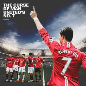 Since Cristiano Ronaldo's departure 10 years ago, Manchester United's No. 7s have scored just 15 Premier League goals.