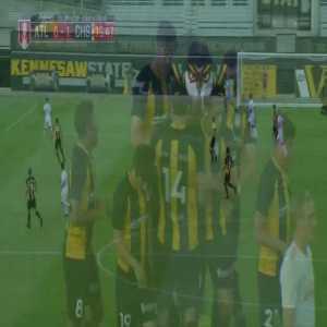 Atlanta United 0-1 Charleston Battery - Ian Svantesson 20'