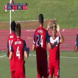 FC Dallas 1-0 Oklahoma City Energy - Matt Hedges 11'