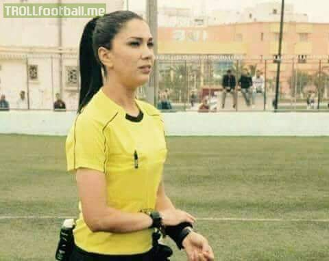 For the first time ever, a woman (Dorsaf Kanwati) will referee a first division men's game in Tunisia between ES Tunis and CA Bizertin on 15/06/2019