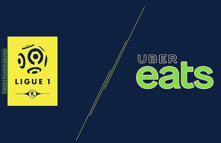 Ligue 1 is set to be named 'Ligue 1 Uber Eats' from 2020 As part of