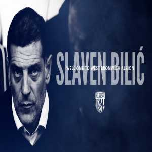 Official: West Brom appoint Slaven Bilic as their new head coach