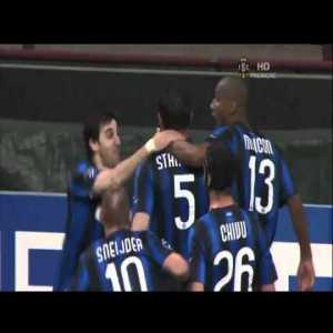 Always loved this volley by Stankovic against Neuer