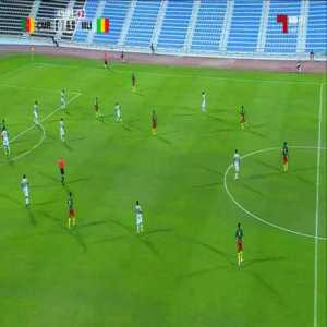 Cameroon [1]-1 Mali - Karl Toko Ekambi 45'+1'