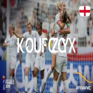 England have advanced to the Round of 16 of the 2019 FIFA Women's World Cup joining hosts France, Germany, and Italy.