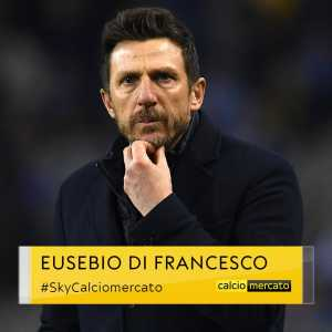 Eusebio Di Francesco has accepted Sampdoria's offer. Now the Blucerchiati will try to to find an agreement with Roma for contract termination of their former coach