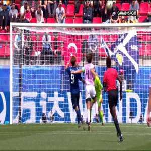 Japan W 2-0 Scotland W - Sugasawa 36'👎