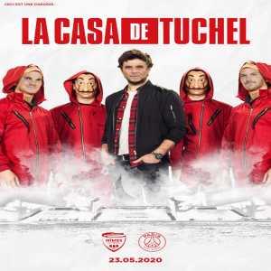 Nîmes Olympique presents: La Casa de Tuchel