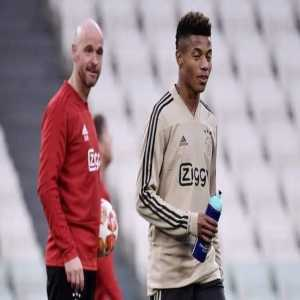 "David Neres: ""Erik ten Hag once complained about my hair, I told him to take care of his own hair, and I will take care of mine. He put me on the bench for the next two games."" Fyi: Ten Hag is bald."