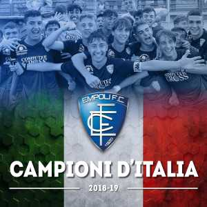 Empoli are the Italian U16 Champions after a 4-3 win over Inter Milan