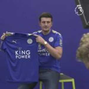 Fan favourite Harry Maguire joined Leicester City  OnThisDay in 2017...