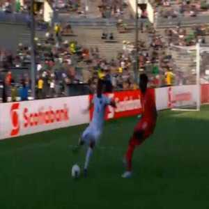 Canada 3-0 Martinique - Junior Hoilett 62'