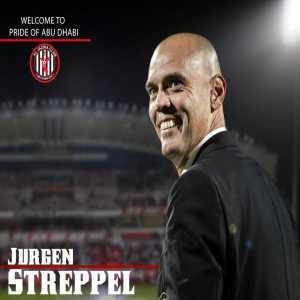 Jurgen Streppel is the new coach of Al Jazira