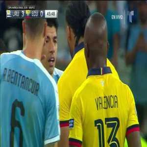 Luis Suarez dive vs. Ecuador