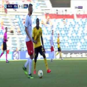 Poland 3 vs 2 Belgium - Full Highlights & Goals