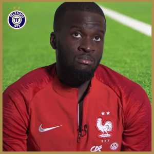 """Tanguy Ndombele on Tottenham: """"They're a big club, finished fourth in their league, Champions League runners-up, which player wouldn't be interested in joining a big club?"""""""