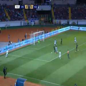 Costa Rica 4-0 Nicaragua - Allan Cruz 75'