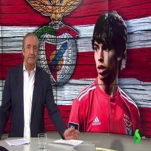 Jugones: João Félix set to join Atlético de Madrid. 30% of the 120M€ will go to Jorge Mendes