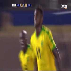 Jamaica [3]-1 Honduras - Damion Lowe 56'