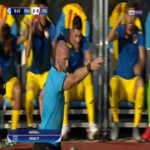 Romania 4 vs 1 Croatia  - Full Highlights & Goals