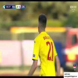 Romania U21 [3]-1 Croatia U21 - Baluta 66'