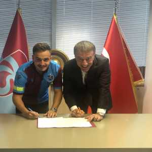 Trabzonspor have announced the signing of Yusuf Sarı from Olympique Marseille